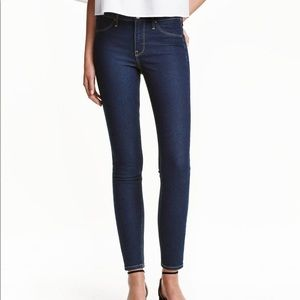 New Skinny Ankle Jeans